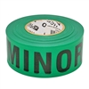 Triage Tape MINOR Green