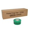 Triage Tape MINOR Green - 12-Pack