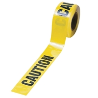 Barricade Tape CAUTION - 1000'