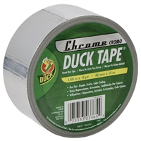Duck Tape Brand Duct Tape - Chrome