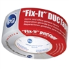 "Utility Tape - Gray - 2"" x 60 Yds."