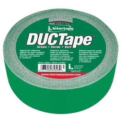 Utility Duct Tape - Green