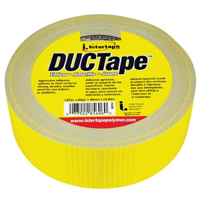 Duct Tape - Yellow - 60 Yd