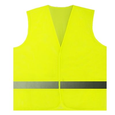 Child's Safety Vest LIME