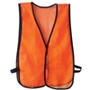 Mesh Safety Vest - Hi-Vis Orange
