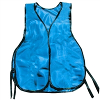 Mesh Safety Vest Blue