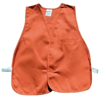Cloth Safety Vest - Orange