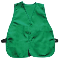 Cloth Safety Vest - Green