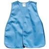 Cloth Safety Vest - Light Blue