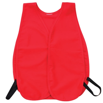 Cloth Safety Vest - Red