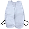 Cloth Safety Vest - White