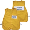 ICS Cloth Safety Vest - Yellow