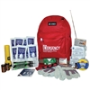 2 Person Deluxe Emergency Survival Kit in Backpack