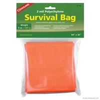 Survival Bag - Orange