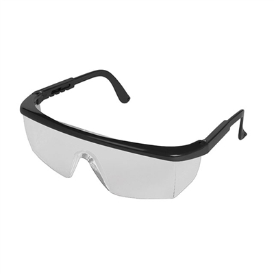 Adjustable Safety Glasses - Clear