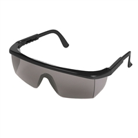Sting Rays Adjustable Safety Glasses - Gray