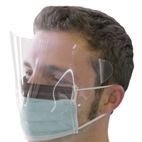 Eye Shield and Face Mask - Each