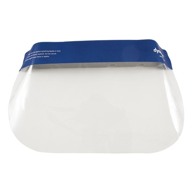 Full Length Face Shield - 12-Pack