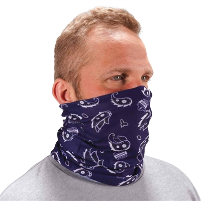 Multi-Band Gaiter NAVY WESTERN