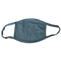 Cloth Face Mask Dark Ash
