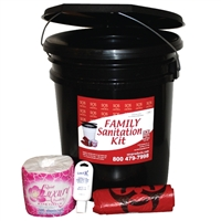 Family Sanitation Kit