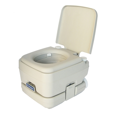Portable Flushable Toilet