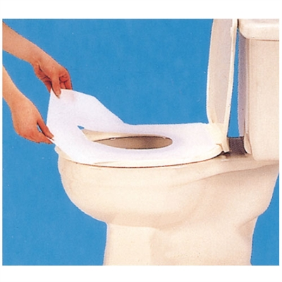 Toilet Seat Covers - 10-Pack