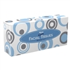 facial tissue box 100 sheets