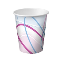 Paper Cups - 3 oz. - 100-Pack