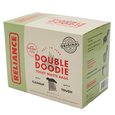 Double Doodie Waste Bags