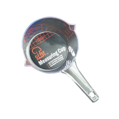 Clear Plastic Measuring Cup