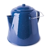 Enamel Percolator Coffee Pot - 20 Cup