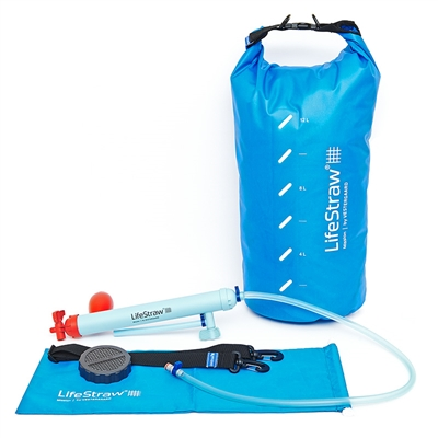 LifeStraw Mission - High Volume Gravity Water Purifier