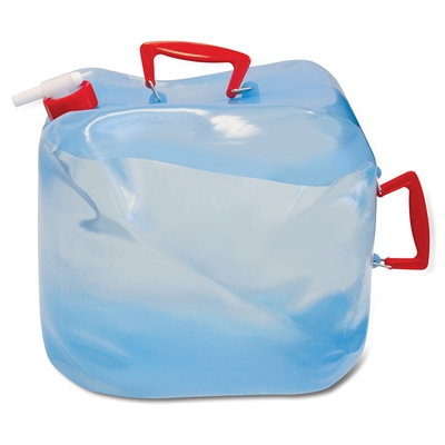 5 Gallon Dispensing Water Carrier - Collapsible