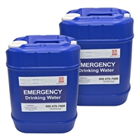 Water Storage Containers - 5-Gallon