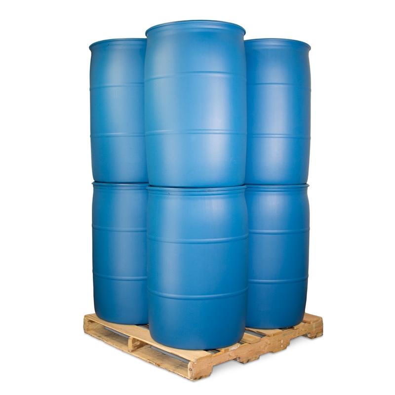 55 Gallon Emergency Water Bpa Free Barrel Pallet 8 Ct