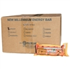 Millennium Energy Bar - Apricot - Case of 144