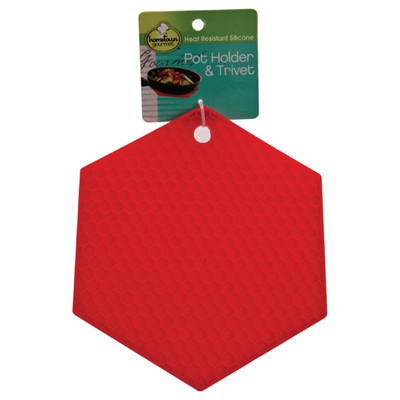 Silicone Pot Holder and Trivet