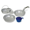 Aluminum Cook Set - 1 Person