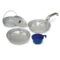 Aluminum Cook Set for 1 Person