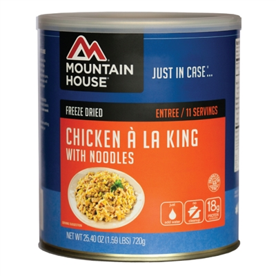 Mountain House #10 Chicken ala King