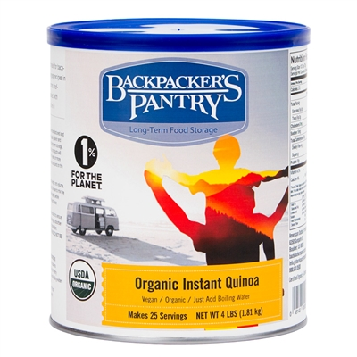Backpacker's Pantry #10 Instant Quinoa