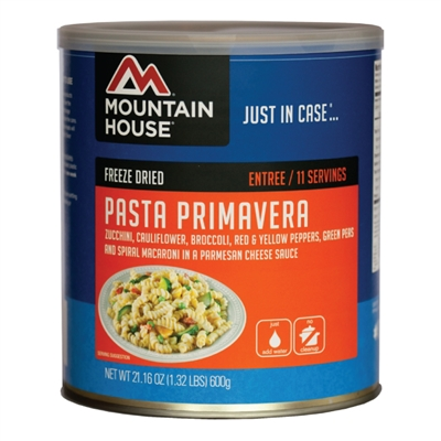 Mountain House #10 Pasta Primavera
