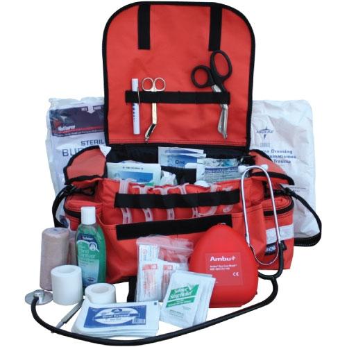 EMT Basic Responder First Aid Kit