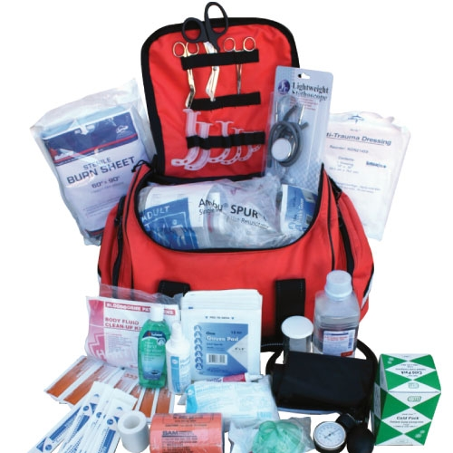 EMT Deluxe Responder First Aid Kit