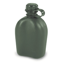 G.I. Style Canteen - OD Green