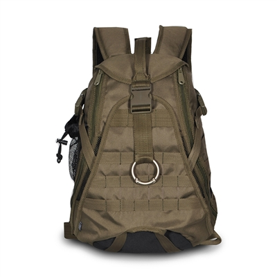 Tactical Hydration Backpack - Olive