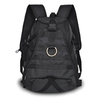 Tactical Hydration Backpack - Black
