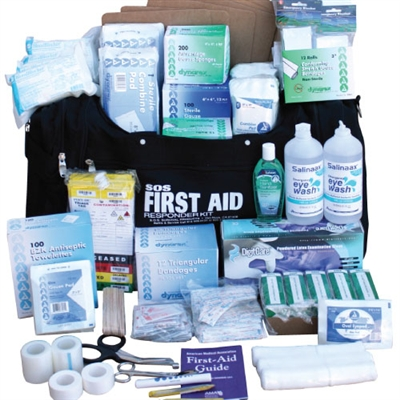 50 Person Trauma First Aid Kit