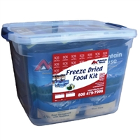 Mountain House 7 Day Food Supply Bucket